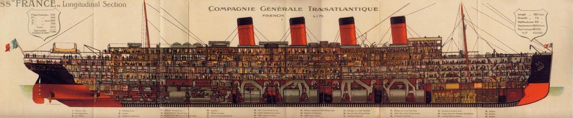 SS France (1912) - Page 3 France124